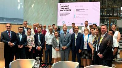 La Ciudad de Santa Fe participa del Congreso de Ciudades Resilientes 2019
