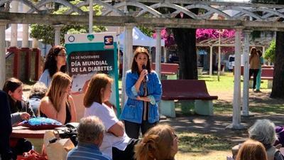 Plazas Saludables: una experiencia de abordaje territorial en Tres de Febrero